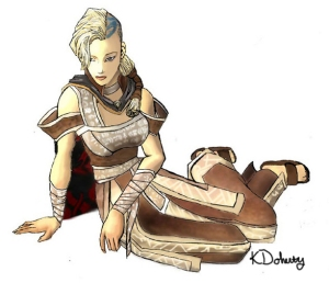 Lady Evee